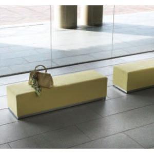 ベンチ スツール幅2種類から選べるロビーベンチ業務用家具店舗用家具 lombardia