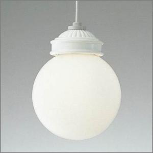 レトロデザイン アンティーク風丸型陶器 ペンダント照明LEDライト(ホワイト)mp40427-01-90|kaguselect-com