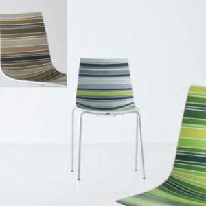 デザイナーズチェアスタッキングチェアーカフェチェアイタリア製 (全3色)muc0259|kaguselect-com