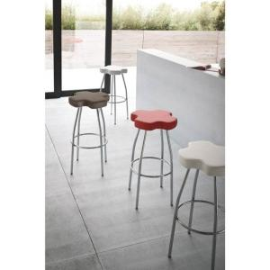 カウンターチェアカフェハイスタンドデザイナーズチェアイタリア製3色座高79cm muc0414|kaguselect-com