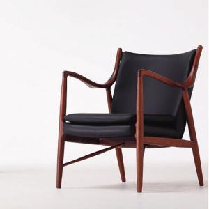 造形美の曲木チェアーパーソナルチェア曲木椅子本革完成品 ホテル家具muc0423bl kaguselect-com
