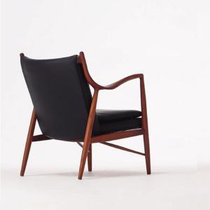 ... 造形美の曲木チェアーパーソナルチェア曲木椅子本革完成品 ホテル ...