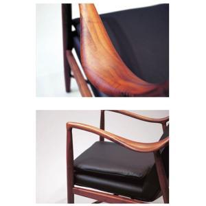 造形美の曲木チェアーパーソナルチェア曲木椅子本革完成品 ホテル家具muc0423bl kaguselect-com 03