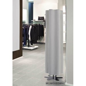 デザインパーテーションオフィス用吸音要素間仕切りシンプルおしゃれスクリーンcaimi イタリア製ホワイト muw0085wh|kaguselect-com
