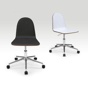 ミーティングチェア会議用 オフィス家具デスクチェアカラー2色myc0739|kaguselect-com