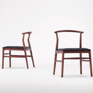 天然皮革張りレザーチェア椅子 ダイニングチェア座完成品 myc1015bl|kaguselect-com