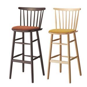 カウンターチェアー木製椅子曲木...