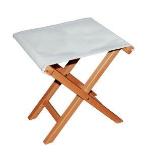 折り畳みスツール・屋外用イタリア製ガーデンチェアー木製チェア (コットン)registar-s|kaguselect-com