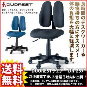 デスクチェア『DUORESTチェア DR-257』|kaguto