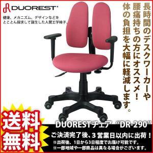 デスクチェア『DUORESTチェア DR-290』|kaguto