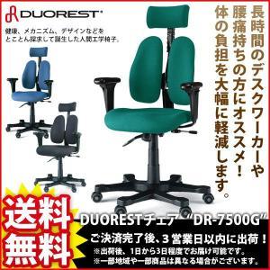 デスクチェア『DUORESTチェア DR-7500G』|kaguto