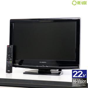 美品 DX Broadtec 液晶テレビ 22型  ハイビジョン LVW-225K 純正リモコン付 京都在庫 CF2762 kaguya-interior