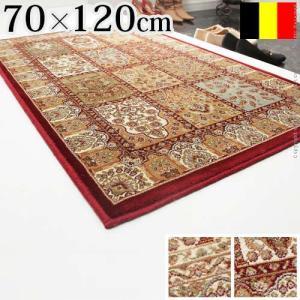 ベルギー製 ウィルトン織り 玄関マット セラン 70x120cm|kaguya-kaguya