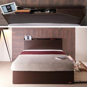 フランスベッド タップ収納 引き出し収納 宮付きベッド デュカス ダブル ベッド フレームのみ|kaguya-kaguya|03
