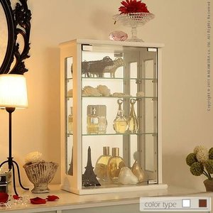 コレクションケース Colete コレテ 高さ60cm コレクションケース コレクションラック フィギュアケース|kaguya-kaguya