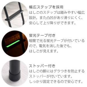 ロフトベッド ハイタイプ ロータイプ はしご ベッド ベット ロフトタイプ パイプ フレーム コンセント 棚付き 一人暮らし おしゃれ|kaguya|09