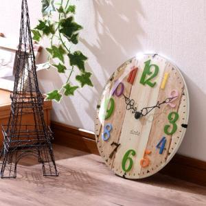 時計 掛け時計 インテリア 壁掛け時計 おしゃれ アナログ 掛時計 北欧 時計 インテリア雑貨 ウォールクロック シンプル カントリー調 子供部屋|kaguya|12
