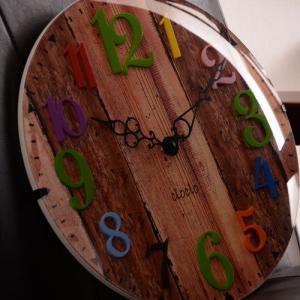 時計 掛け時計 インテリア 壁掛け時計 おしゃれ アナログ 掛時計 北欧 時計 インテリア雑貨 ウォールクロック シンプル カントリー調 子供部屋|kaguya|13