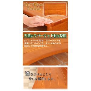 踏み台 木製 玄関 ステップ 昇降 玄関台 天然木 幅60cm|kaguya|03