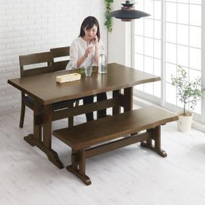 ダイニングテーブル 食卓テーブル ダイニング カフェ テーブル 4人掛け 長方形|kaguya|03