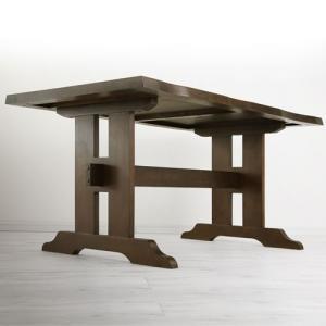 ダイニングテーブル 食卓テーブル ダイニング カフェ テーブル 4人掛け 長方形|kaguya|05