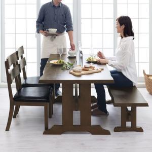 ダイニングテーブル 食卓テーブル ダイニング カフェ テーブル 4人掛け 長方形|kaguya|06