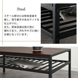 リビングテーブル ソファテーブル ロー デスク ノートPCデスク 机 幅90 木製 kaguya 08