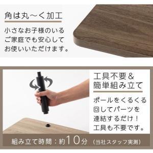 テレビ台 おしゃれ テレビボード TV台 TVボード ローボード 収納 ロータイプ マルチラック ディスプレイラック 木製 32インチ対応 幅80cm|kaguya|07