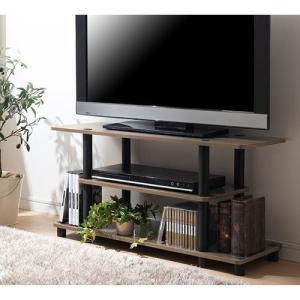 テレビ台 おしゃれ テレビボード TV台 TVボード ローボード 収納 ロータイプ マルチラック ディスプレイラック 木製 32インチ対応 幅80cm|kaguya|10