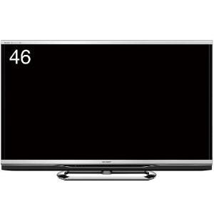 シャープ(SHARP) 46V型デジタルフルハイビジョンLED液晶テレビ ED AQUOS(アクオス) クアトロン3D LC-46XL9
