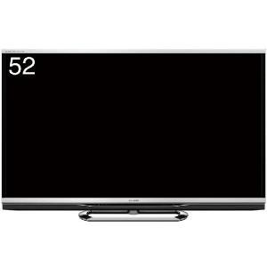 シャープ(SHARP) ブラック 52V型デジタルフルハイビジョンLED液晶テレビ LED AQUOS(アクオス) クアトロン3D LC-52XL9