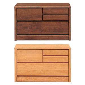 ローチェスト 2段 ブラウン ナチュラル 幅80cm 木製 完成品 好きにも人気 激安セール アウトレット 家具 ランキング リビング タンス|kaguyatai