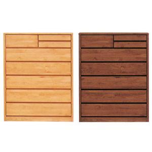 ハイチェスト 6段 ブラウン ナチュラル 幅100cm 木製 完成品 好きにも人気 激安セール アウトレット 家具 ランキング リビング タンス|kaguyatai