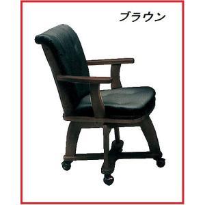 ダイニングチェア ダイニングチェアー 回転椅子 肘付き キャスター付き 食卓椅子 おしゃれ|kaguyatai|03