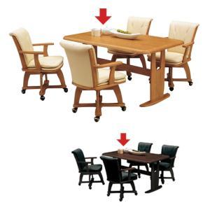 単品 ダイニングテーブル 4人 北欧 シンプル 木製 140/食卓テーブル 木製テーブル 幅140cm 4人掛け 長方形 おしゃれ ブラウン ナチュラル|kaguyatai