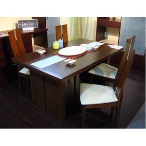 ダイニングテーブルセット 5点 強化ガラス 北欧 おしゃれ 長方形 幅150cm 食卓テーブルセット 天然木 木製 激安セール アウトレット価格 家具 通販|kaguyatai|02