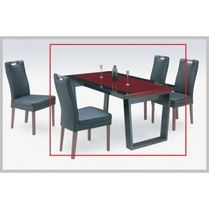 ダイニングテーブル 4人がけ UV塗装 黒 北欧 鏡面 サペリ ブラック ツートン 150ダイニングテーブル/ジュジュ 送料無料 激安 セール 価格 人気 ランキング 2012|kaguyatai