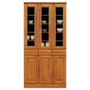 食器棚 キッチンボード キッチン収納 幅90cm 完成品 木製 おしゃれ 人気 家具 アウトレット セール|kaguyatai