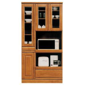 レンジ台 食器棚 キッチンボード レンジボード 電子レンジ台 幅90cm 完成品 収納 おしゃれ 人気 家具 アウトレット セール kaguyatai