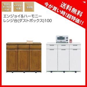 ダストボックス キッチンカウンター レンジ台 3分別 家具 好きにも人気|kaguyatai