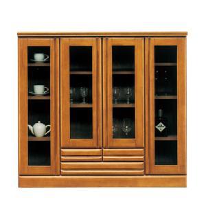 食器棚 キッチンボード キッチン収納 幅120cm 完成品 木製 おしゃれ 人気 家具 アウトレット セール|kaguyatai