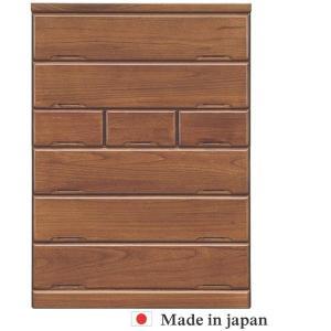 チェスト 完成品 ハイチェスト タンス 衣類収納 幅105cm 日本製 桐 整理たんす (開梱設置無料)