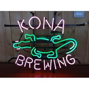 コナビール ハワイ バーライト ネオンサイン ゲコタイプ|kahinetshop