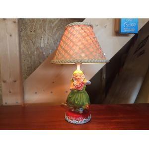 ロキシーROXYアロハALOHAテーブルランプ ハワイアンランプ|kahinetshop