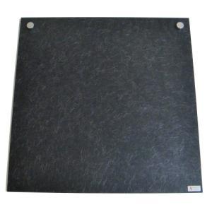 お取り寄せ アコースティック・アドバンス 吸音パネル マグネットタイプ ブラック 4枚セット|kahoo
