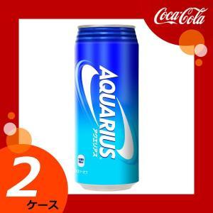 【2ケースセット】 アクエリアス 500g缶 【メーカー直送/日本郵便/代引不可/全国送料無料】|kahoo