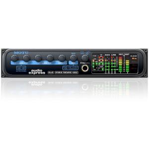 お取り寄せ MOTU Audio Express オーディオMIDIインターフェイス kahoo