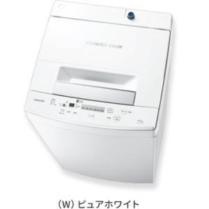全自動洗濯機 4.5kg AW-45M7-W 東芝 (1)|kahoo