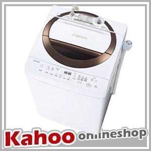 全自動洗濯機 ZABOON 東芝 6kg AW-6D6-T ...