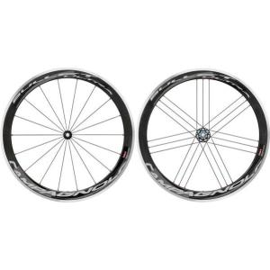 CA-0135564 Campagnolo BULLET ULTRA 50 CULT WO クリンチャー 前後セット カンパ用 ダークラベル お取り寄せ [中型]